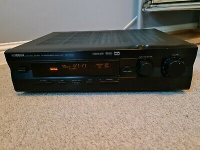 Yamaha DSP-E800- Used- Good Condition • 50£
