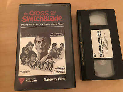 Cross And The Switchblade - Ultra Rare Trinity Video Pre Cert • 19.99£