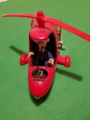Postman Pat (SDS) - Deluxe Musical/ Talking SDS Helicopter And Postman Pat/ Jess • 8£