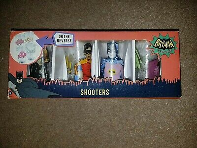 BATMAN 1966 TV SERIES : SHOOTER SET Unused, • 25£