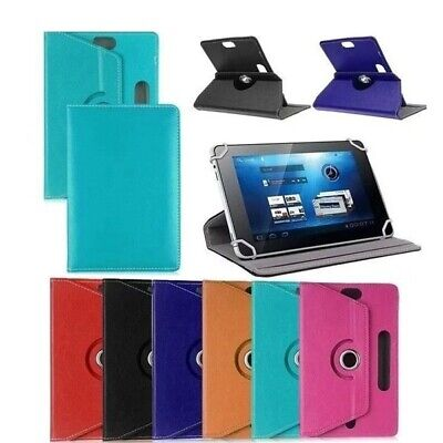£4.47 • Buy Universal 360 Rotating Protective Case For ASUS GOOGLE NEXUS 7 10 Inch Tablets