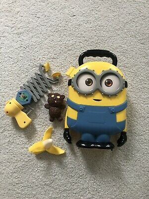 Minions Carry Box And Characters • 5£