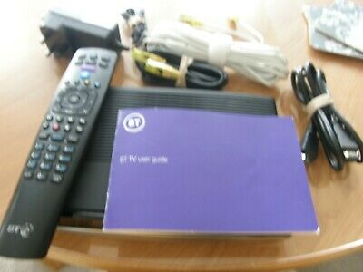 BT Humax DTR-T2100 500GB YouView Recorder Unit • 20£
