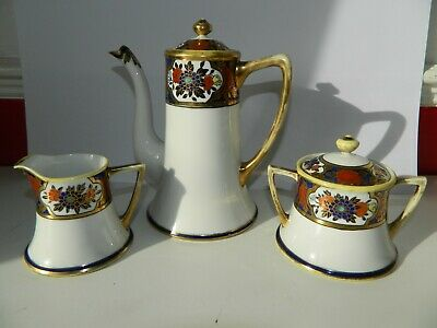 Nice Vintage  Art Deco  Japanese Noritake  Part Tea Set  • 20£