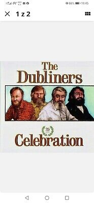 The Dubliners - 25 Years Of Celebration - The Dubliners CD 3SVG The Cheap Fast • 2.50£