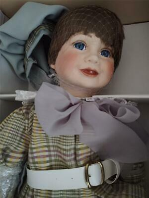 $ CDN13.05 • Buy 1995 Morgan Brittany Lotus Dolls 61/2500 Christopher Victorian Doll New In Box
