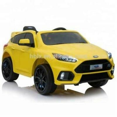 Ford Focus 12v Kids Ride On Car • 184.95£