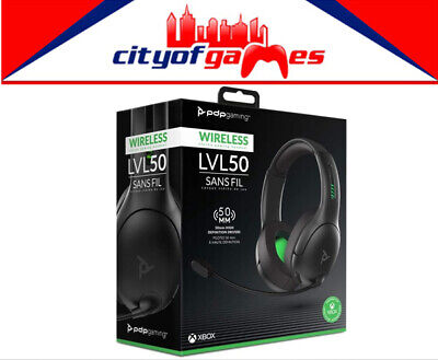 AU109.95 • Buy PDP LVL50 Wireless Stereo Headset For Xbox One