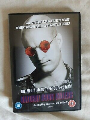 Natural Born Killers (DVD, 2001, Box Set) • 0.50£