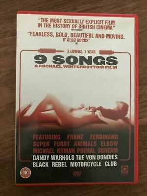 AU5.27 • Buy 9 Songs (2009) Modern Love Story Explicit (18+)  Michael Winterbottom Directs