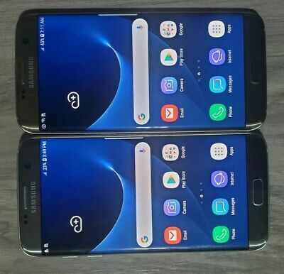 $ CDN129.60 • Buy Lot Of  2 Samsung Galaxy S7 Edge 32GB Carrier Sprint USED Working Conditions