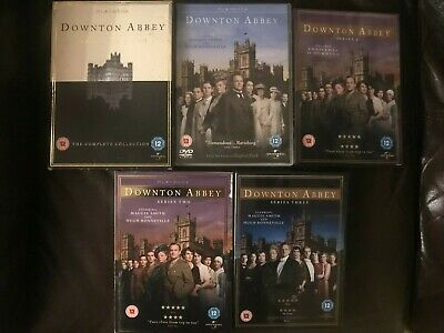 Downton Abbey Series 1 2 & 3 DVD Boxsets Choose From List • 5.45£