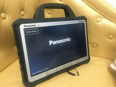 CHEAP PANASONIC TOUGHBOOK MK CF-D1 DIAGNOSTICS XENTRY TABLET 2GB 250g Warranty • 124£