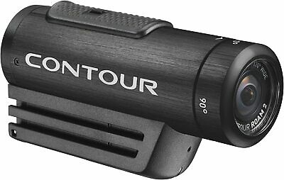 Contour ROAM 2 HD Helmet Mounted Video Action Camera 32Gb Cycle / Motorbike Use • 120£