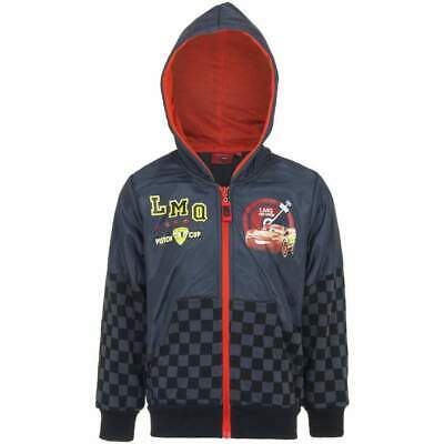 Disney Cars Boys Sweat Jacket Hoodie Pullover • 17.60£