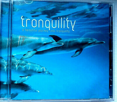'Tranquility' Beautiful Journey, Relaxation Album CD 1998 CrimsonProductions VGC • 3.99£