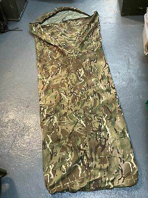 Excellent Genuine British Army Issue MTP Goretex Bivi / Bivvy Sleeping Bag Cover • 19.10£