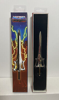 $39.99 • Buy 2020 Masters Of The Universe HE-MAN'S POWER SWORD 8in Scaled Prop Replica