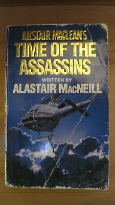 Alistair Maclean's Time Of The Assassins • 1.60£