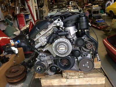 $1250 • Buy BMW E46 3 Series 2.5 L. M54-6 Cylinder-Auto-COMPLETE Engine-Swap-Runs Perfect