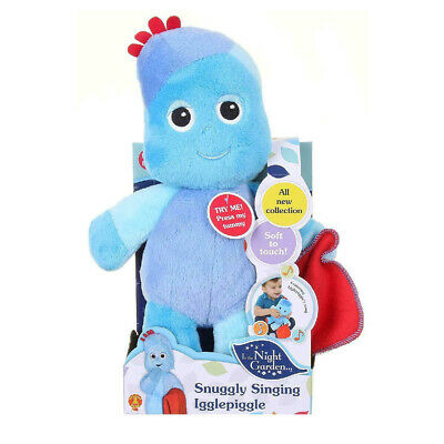 Iggle Piggle In The Night Garden Snuggly Singing Soft Toy • 18.99£