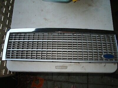 AU80 • Buy Ford Fairlane ZL Front Chrome Grill XF