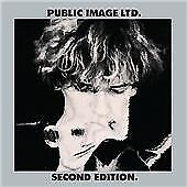 Public Image Ltd - Second Edition • 6.50£