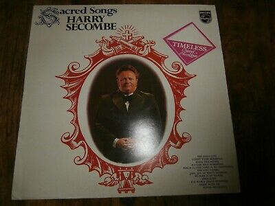Harry Secombe - Sacred Songs LP  • 7.50£