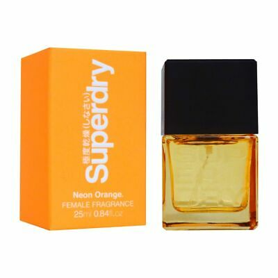 Superdry Neon Orange Women Cologne Spray 25ml • 9.49£
