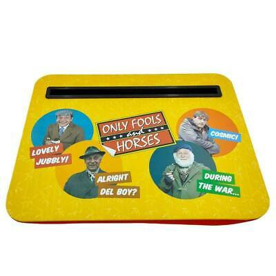 £14.99 • Buy Only Fools And Horses Official LAP TRAY TV Dinner Computer Laptrays WITH SLOT