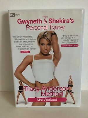 The Tracy Anderson Method - Workout / DVD • 1.85£
