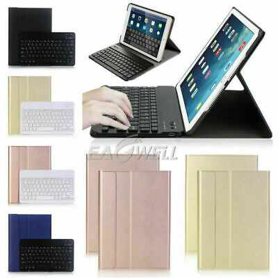 AU37.66 • Buy For IPad Air 2 A1566 A1567 9.7'' Wireless Keyboard Magnetic Stand Case Cover AU