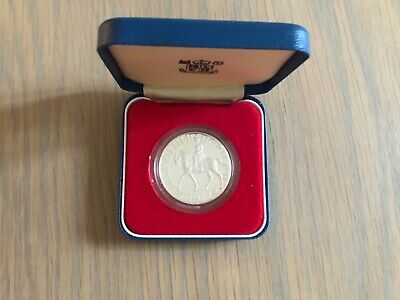 Royal Mint 1977 Queen Elizabeth Ii Silver Jubilee 1977 Crown Coin • 1.99£
