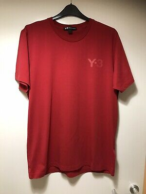 Mens Adidas Y3 T Shirt Size 2xl, Excellent Condition • 27.50£