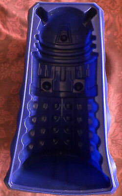 Lakeland Dalek Doctor Who Blue Cake Mould • 12£