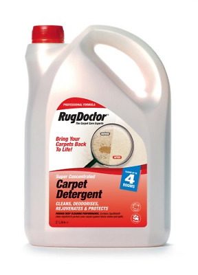 Rug Doctor Carpet Shampoo Cleaning Detergent Odour Neutralising - 2 Litre • 14.57£