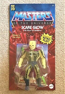 $29.90 • Buy Masters Of Universe Origins Scare Glow 5.5   Motu Sold-out Mattel Walmart Excl