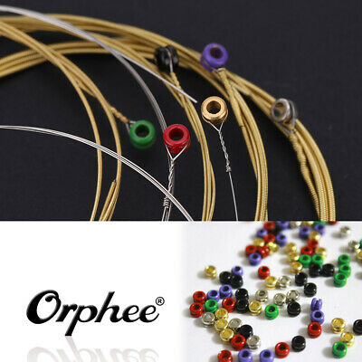 $ CDN7.99 • Buy Orphee-TX620 Acoustic Folk Guitar Strings Set Extra Light(.010-.047) Extra Light