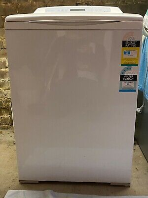AU40 • Buy Fisher & Paykel Washing Machine (Top Loader 8kg)