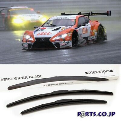 $49.52 • Buy AERO BLADE Wiper Left And Right Set Of 2 For Nissan Stagea M35 H13.10 -H19