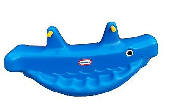 Little Tikes Whale Teeter Totter  Seesaw - Blue • 7£