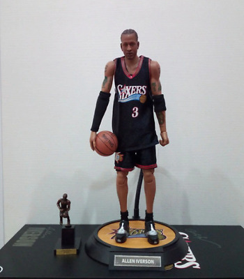 $299 • Buy ALLEN IVERSON Action Figure Basketball Collection 12inch 34cm
