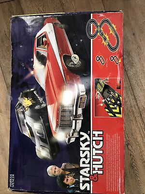 Starsky  And Hutch Scalextric Set Boxed. Good Condition Working Set With 3 Cars • 60£