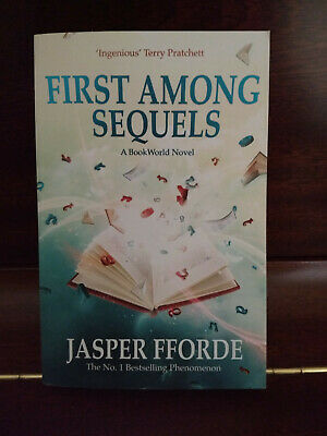 Jasper Fforde - First Among Sequels (Thursday Next, Book 5) • 0.89£