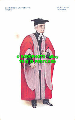 £7.99 • Buy R494062 Cambridge University Robes. Doctor Of Divinity. G. D. O