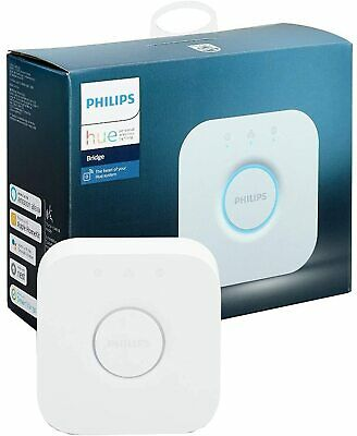 AU92.21 • Buy Philips Hue Hue Bridge 2.0 (Works With Alexa), White