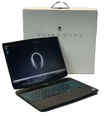 $ CDN1166.50 • Buy ALIENWARE M15 15.6 FHD I7-8750H SSD 16GB GTX 1060 Upgraded Battery Gaming Laptop
