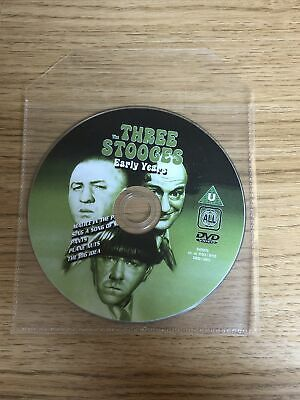 The Three Stooges - Early Years [DVD] *Disc Only* • 0.99£