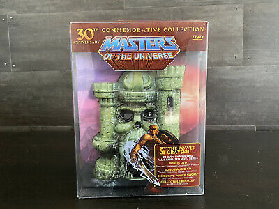 $175 • Buy Masters Of The Universe: 30th Anniversary Commemorative Collection (DVD,...