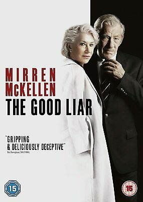 The Good Liar DVD (2019) Helen Mirren • 1.04£